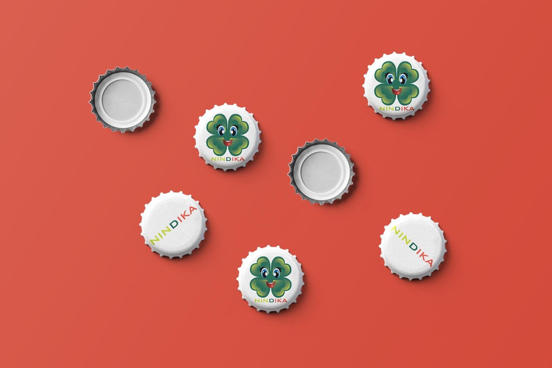 Beer-Cap-NINDIKA logo