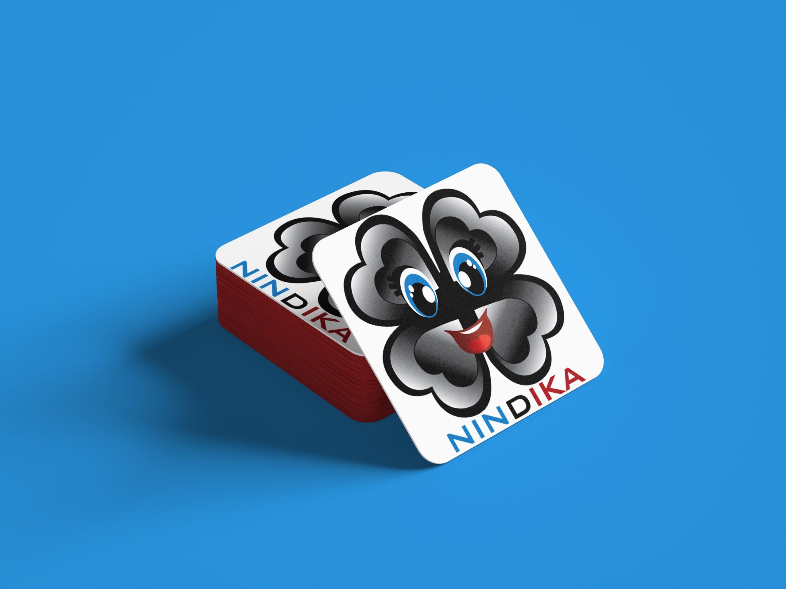 Beer-Coaster-NINDIKA logo